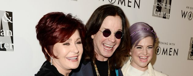 "Sharon Osbourne, Ozzy Osbourne und Kelly Osbourne bei ""An Evening With Women"" in Los Angeles"