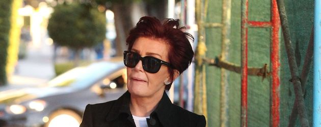 Sharon Osbourne in West Hollywood