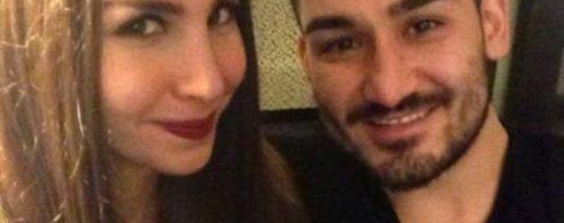 Sila Sahin und ihr Ex Ilkay Gündogan