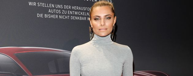 "Sophia Thomalla beim ""Mazda and InTouch Spring Cocktail""-Event in Düsseldorf"