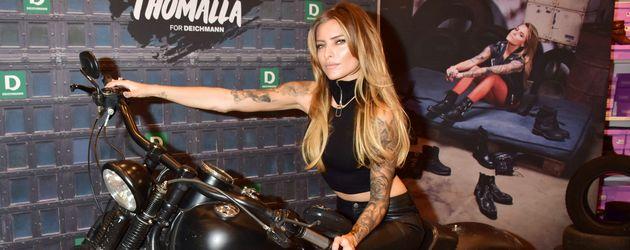 Sophia Thomalla, Schuh-Designerin