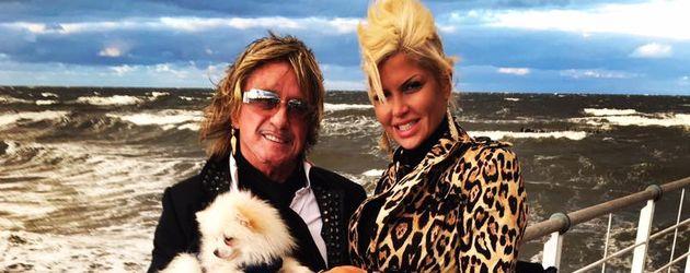 Bert Wollersheim und DJane Sophia