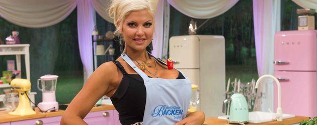 """Sophia Wollersheim bei """"Das große Backen - Promispezial"""" auf Sat.1"""