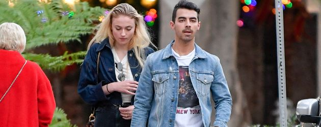 Sophie Turner und Joe Jonas in Beverly Hills