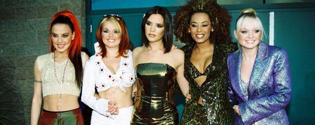 Spice Girls im Jahr 1997