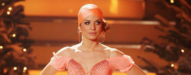 "Susan Sideropoulos bei ""Let's Dance"""