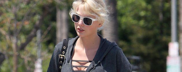 Taylor Swift auf dem Weg ins Fitnessstudio in Los Angeles