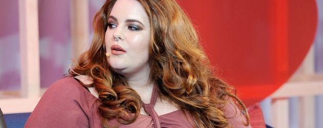 Supermodel Tess Holliday
