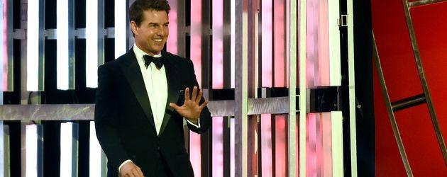 Hollywood-Star Tom Cruise