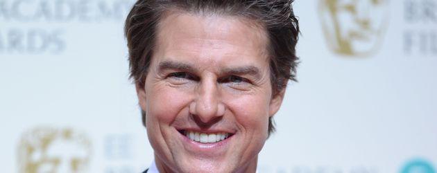 Tom Cruise bei den British Academy Awards