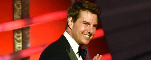 """Tom Cruise bei den """"NASCAR Sprint Cup Series Awards"""" 2015 in Las Vegas"""