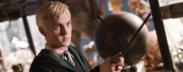 "Tom Felton als Draco Malfoy in ""Harry Potter"""