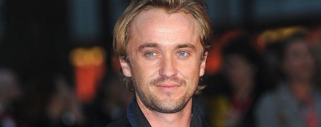 Tom Felton auf einem Filmfestival in London