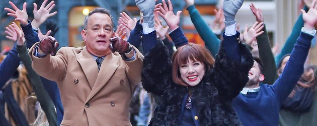 Tom Hanks und Carly Rae Jepsen