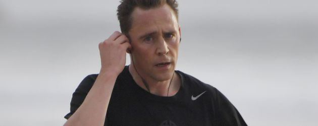 Tom Hiddleston in Broadbeach an der Gold Coast in Australien