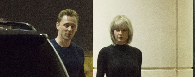 Tom Hiddleston und Taylor Swift in Nashville