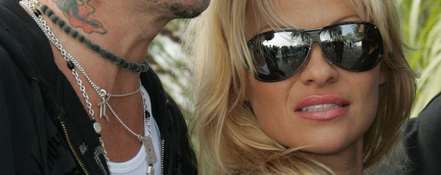 Pamela Anderson und Tommy Lee
