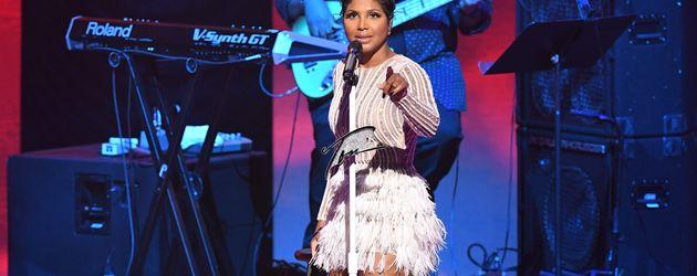 "Toni Braxton bei den ""R&B/Hip-Hop Awards"" im Woodruff Arts Center in Atlanta"