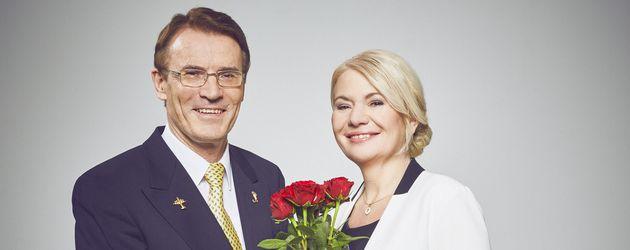 """Traumfrau gesucht""-Walther mit Marta"