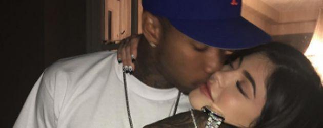 Kylie Jenner und Tyga feiern gemeinsam den 4. Juli