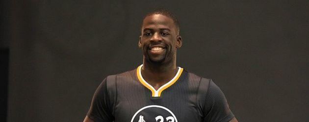 US-Basketball-Star Draymond Green