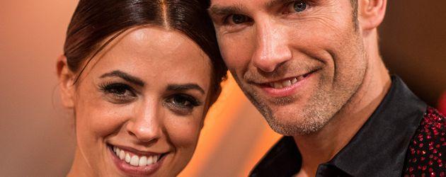 """Vanessa Mai und Christian Polanc beim Halbfinale von """"Let's Dance"""" 2017"""