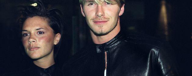 David Beckham und Victoria Beckham