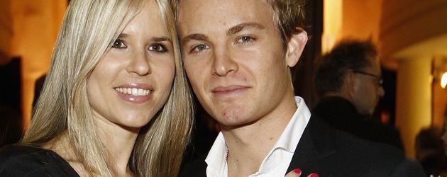 """Vivian Sibold und Ehemann Nico Rosberg bei der """"Thomas Sabo Launch Party"""", 2011"""
