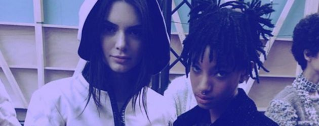Kendall Jenner und Willow Smith