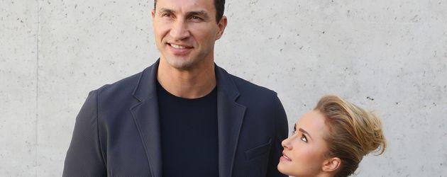 Hayden Panettiere und Wladimir Klitschko