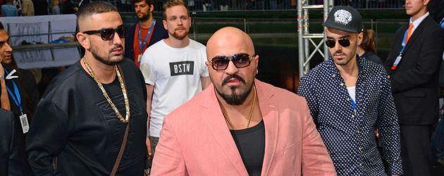 Xatar, Gangster-Rapper